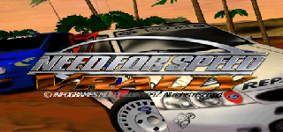 Screenshot Thumbnail / Media File 1 for Need for Speed - V-Rally [NTSC-U]